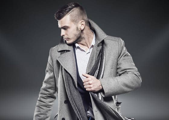 Overcoat Mens Fashion