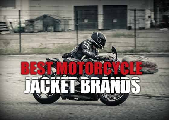best motorcycle jacket brands men