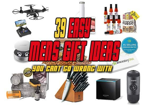 mens gifts ideas