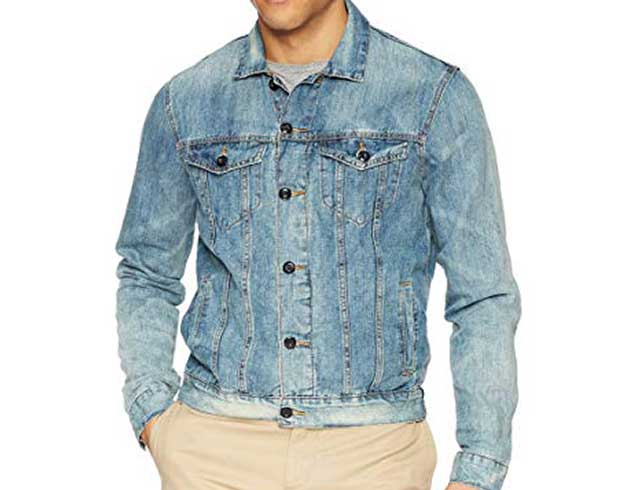 Lucky Brand Light Weight Trucker Jacket