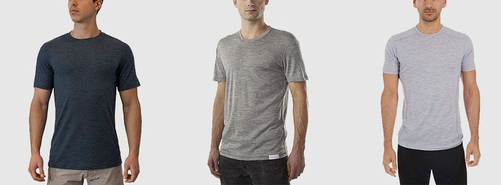 Best Merino Wool T-shirts