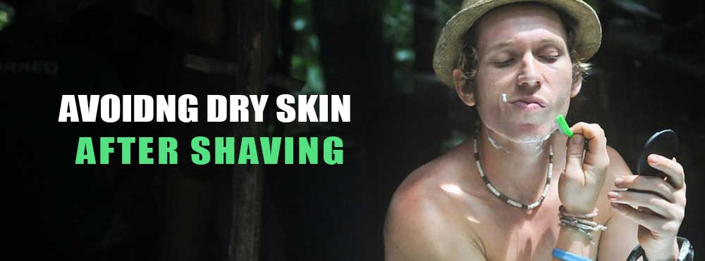 Avoid Dry Skin After Shaving