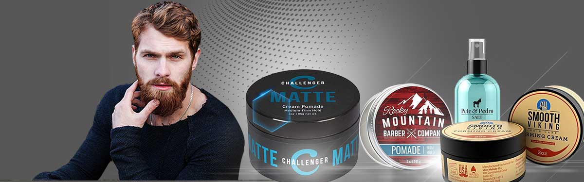 What Type Of Hair Product Should I Use for men