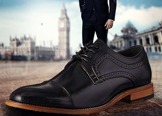 most comfortable tuxedo shoes