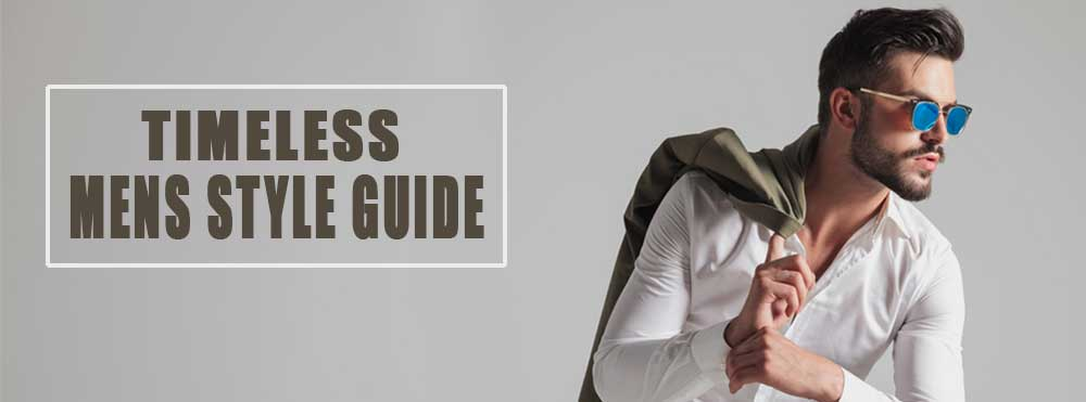men's fashion style guide