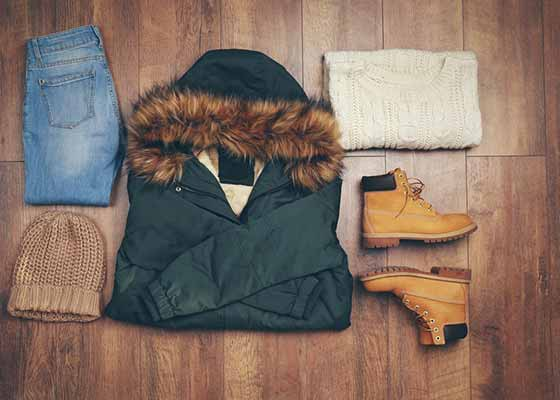 Men's Winter Fashion Essentials