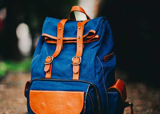 Men's Fashionable Backpacks
