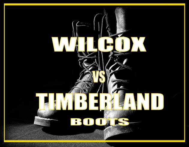 Wilcox Boots Timberland Boots