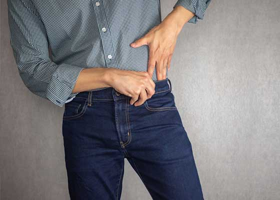 How to Keep Shirt Tucked in Your Pants