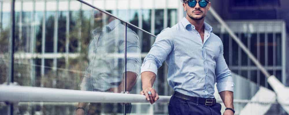 Men's Business Casual Guide