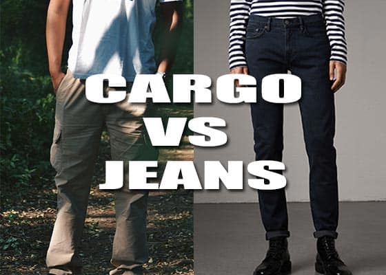 cargo pants considered jeans