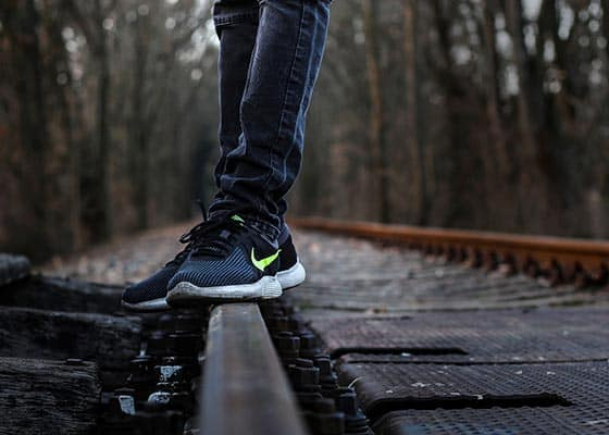 Running Shoes to Wear with Jeans