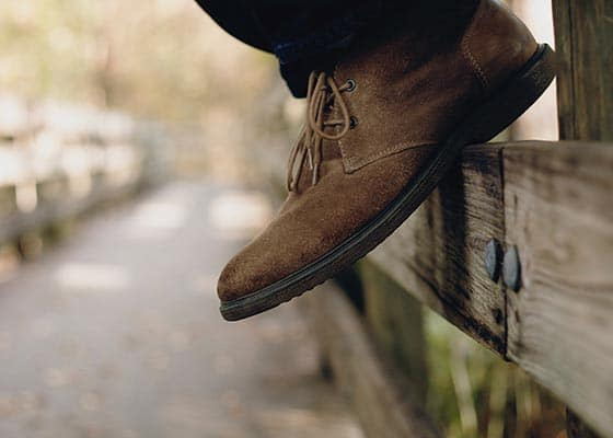 chukka boots to wear with shorts