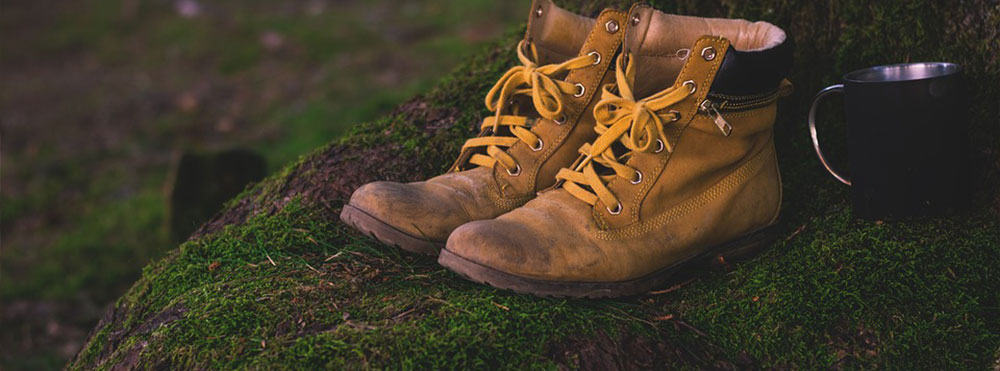 Composite Toe hiking boots