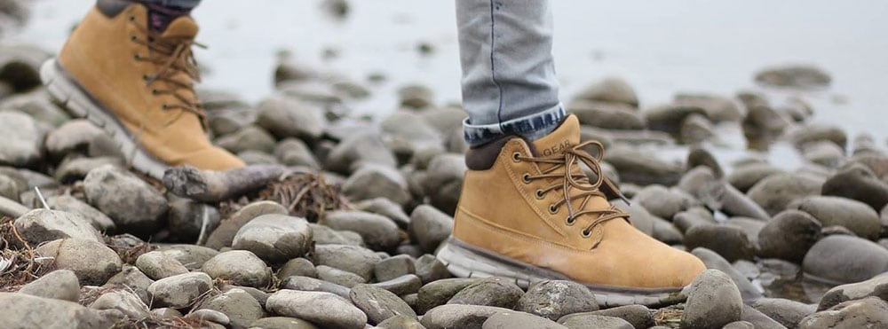 Mens Day Hiking Boots