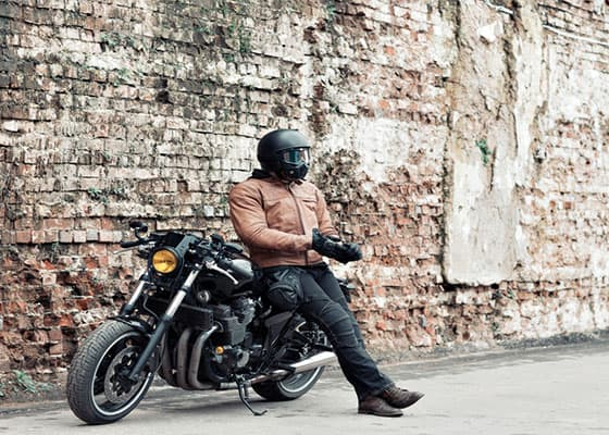 Motorcycle Jackets for Big Guys