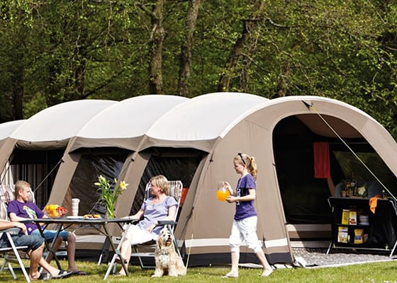 Best Family Tent with Blackout