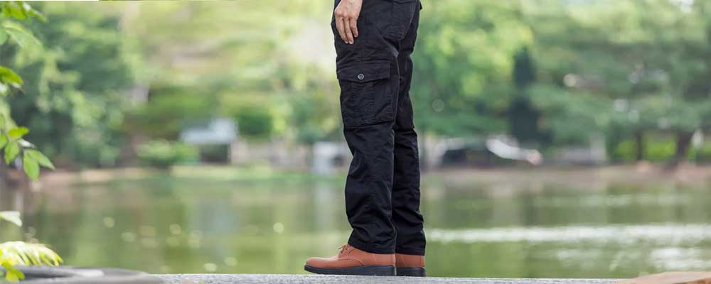 carpenter Pants with Knee Pads