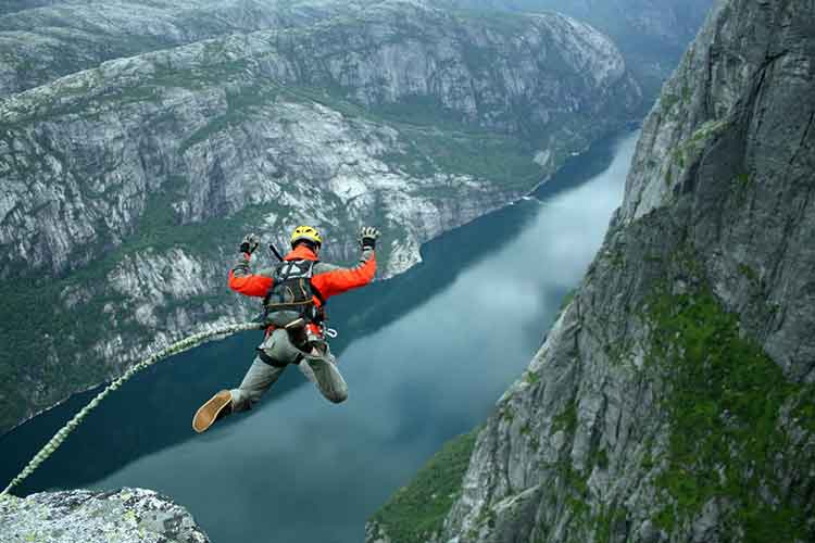 Bungee Jumping In the US